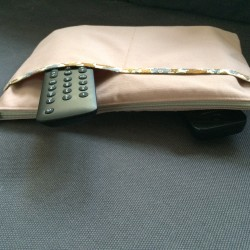 zip bag multi pockets